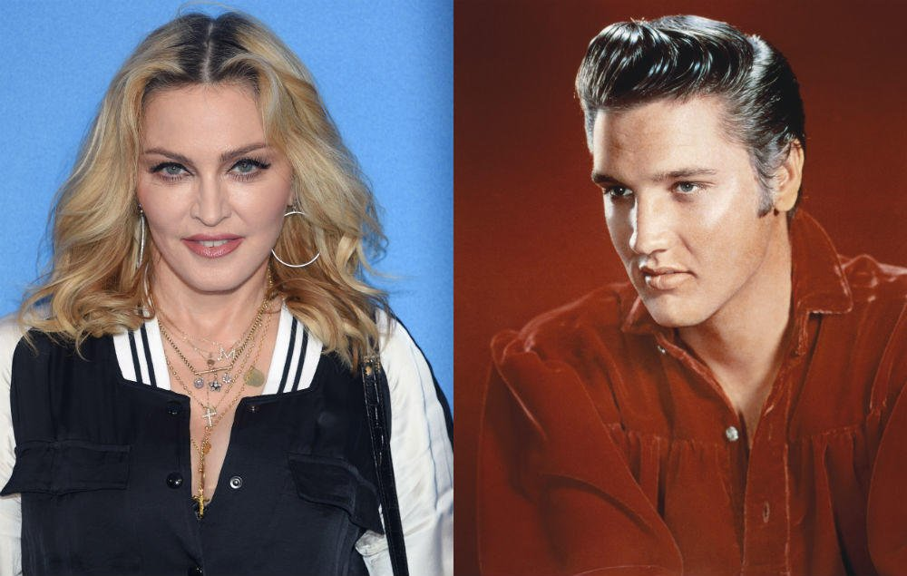 Watch Madonna and her son cover Elvis Presley's 'Can't Help Falling in Love' https://t.co/xi1WAN8L2Q https://t.co/XQRRnKbU1H
