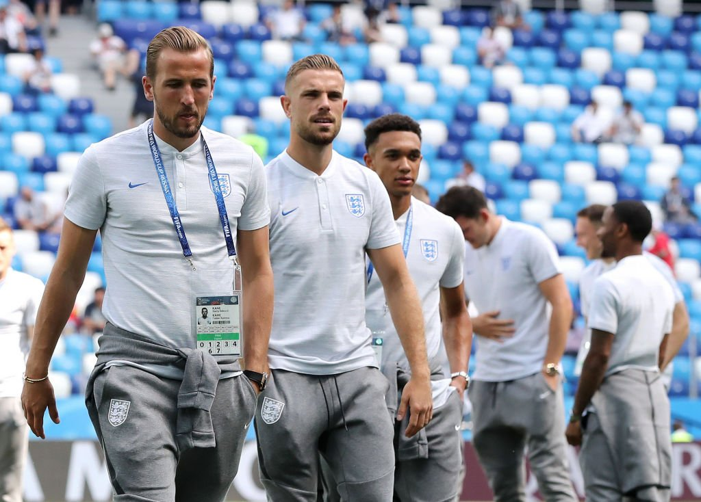 #Squad! 🙌 #ENG v #PAN build-up 👉 bbc.in/2to3yl5 #WorldCup #ENGPAN