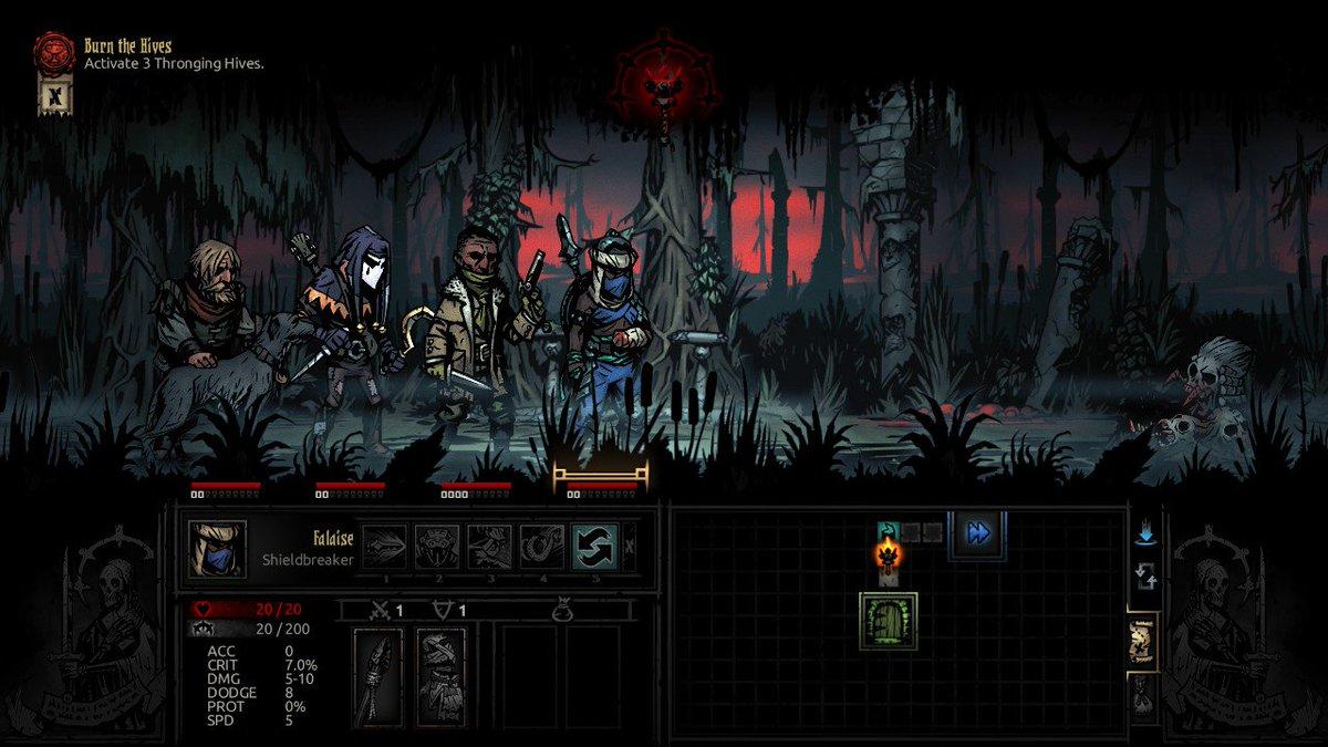 Darkest Dungeonに関する画像14