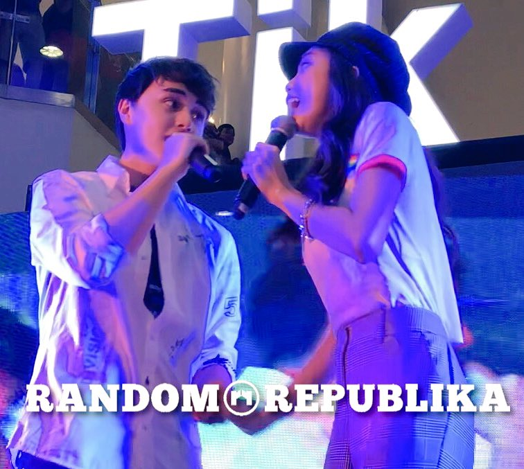 WATCH Part 1: #MayWard at the #TikTokPH #624meetgreet at Robinsons Place Manila  https:// youtu.be/10TStnkOXKE  &nbsp;   | Subscribe to our Youtube channel RANDOM REPUBLIKA  <br>http://pic.twitter.com/xPfajzh9y8