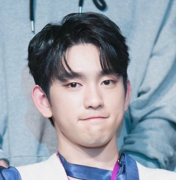 still wondering how can jinyoung do that anime cat face expression cause this is pure talent y&#39;all <br>http://pic.twitter.com/Js6GJMLFfP