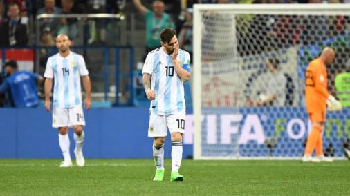 Parabéns? Messi faz aniversário sob pressão em nível inédito na seleção https://t.co/Hy3PFOtCsn