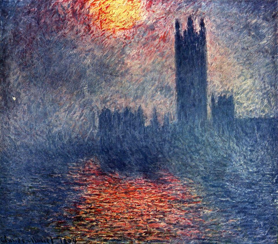 Картинки импрессионизм в живописи, пингвины картинки