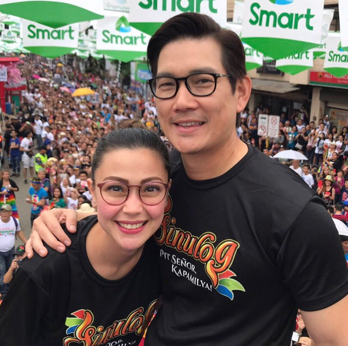 Will miss seeing you together today, but marami pa naman pong susunod, di ba?  JOCHARD OneTimeBigTime #S2PInvadesPampanga  #SanaDalawaAngPuso<br>http://pic.twitter.com/LhAc3UuAHH