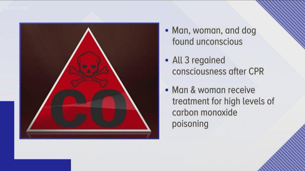 TWRA investigating carbon monoxide poisoning https://t.co/4SJ9YEsfoi