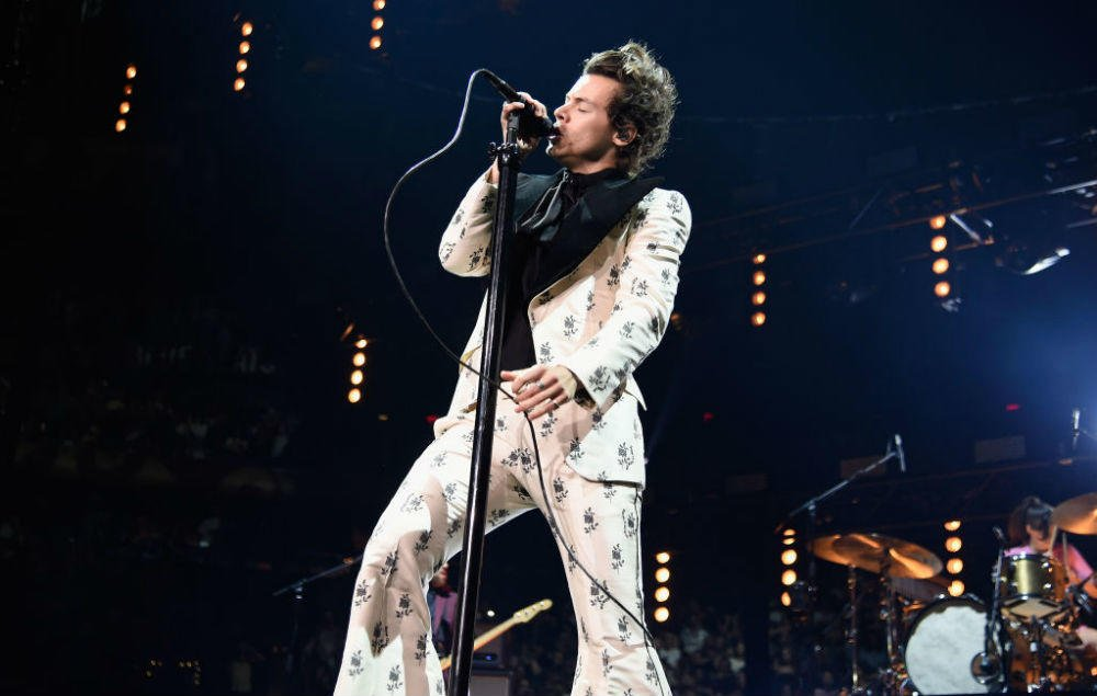 Watch Harry Styles cover Shania Twain at Madison Square Garden https://t.co/KV2cc4fFfr https://t.co/y0Rq0HUOo9