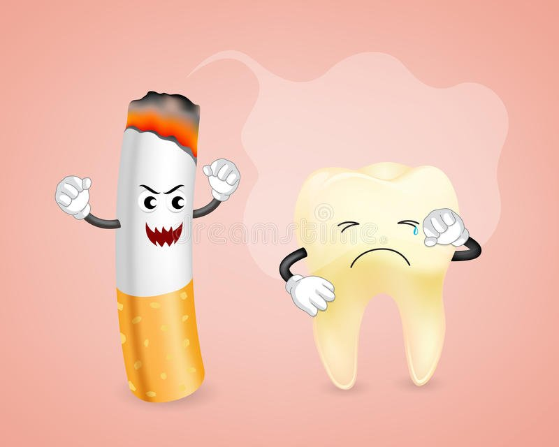 картинки зубы курящих телезрители