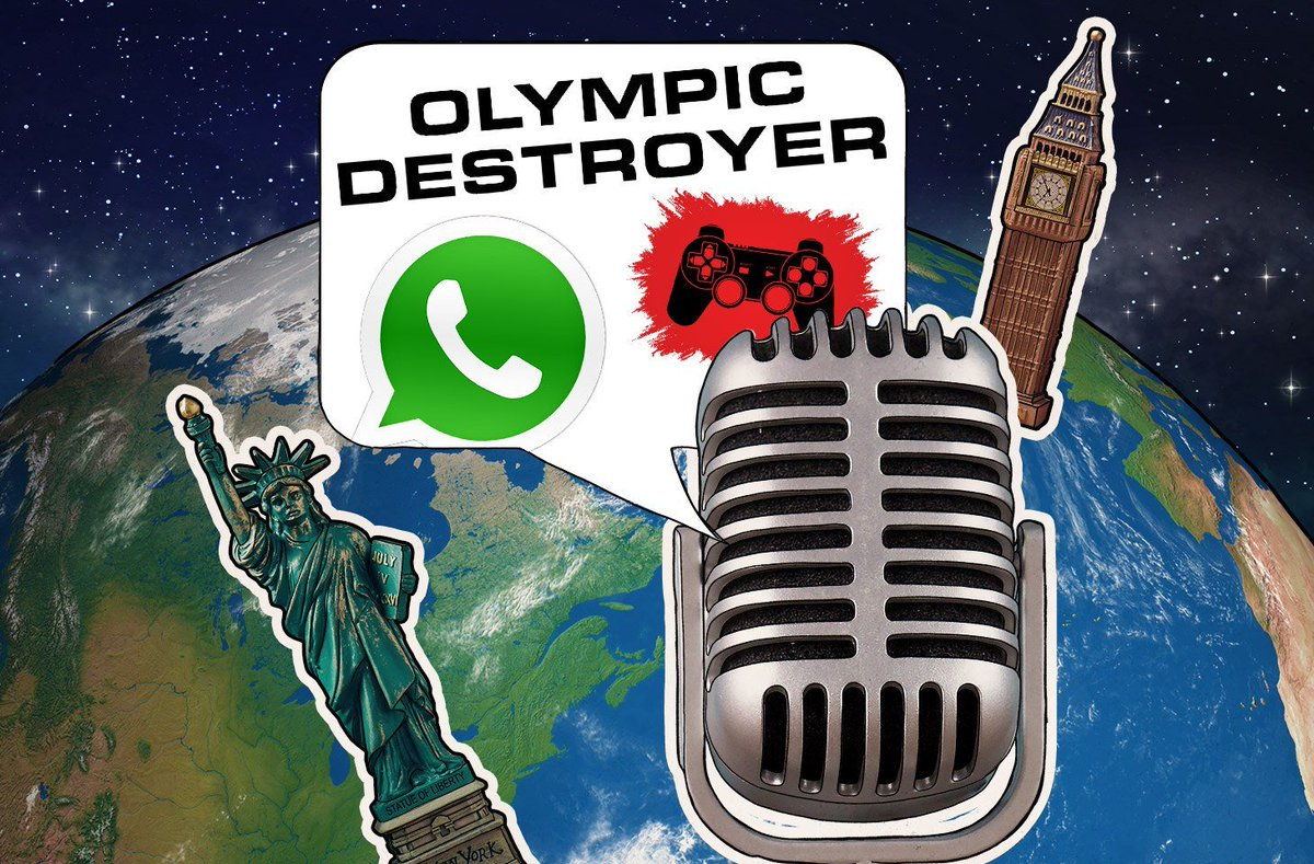 This weeks Kaspersky podcast dives into gaming addiction, #OlympicDestroyer malware, and how #WhatsApp is being blamed for the spread of #FakeNews   Tune in! --&gt;  https://www. kaspersky.co.uk/blog/transatla ntic-cable-podcast-42/13858/ &nbsp; … <br>http://pic.twitter.com/KqJF1osBZu
