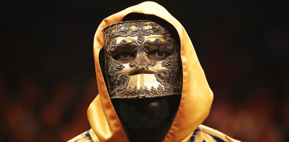 💬 Deontay Wilder when asked to list his top five heavyweights:  1. Deontay Wilder 2. Luis Ortiz 3. Tyson Fury 4. Joseph Parker 5. Anthony Joshua