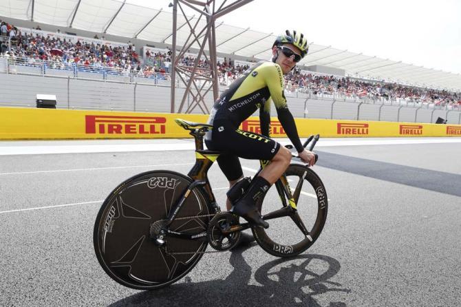 Mitchelton-Scott announce deal with Pirelli ahead of Tour de France https://t.co/59wbjWfXb3