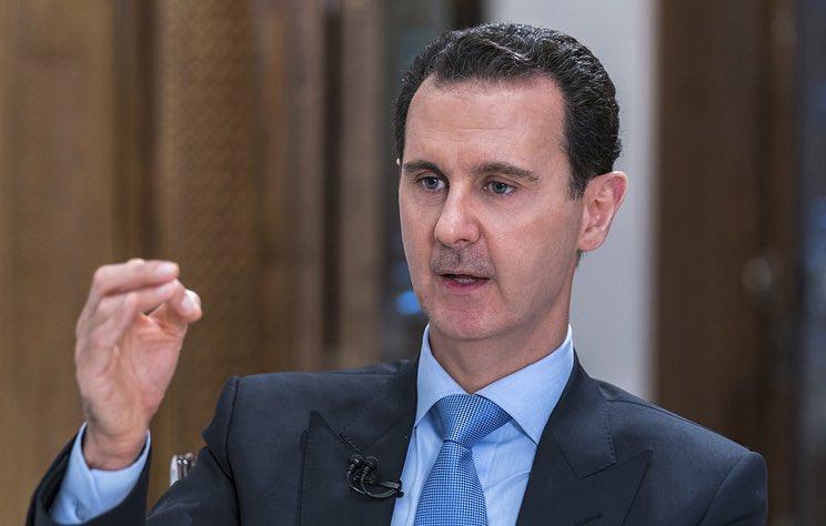 Асад: Западные страны не будут частью восстановления Сирии, мы просто не позволим им это сделать. Придут они с деньгами или нет, предложат что угодно - нам Запад не нужен. Запад далёк от понятия «честность»: они не дают, они только берут