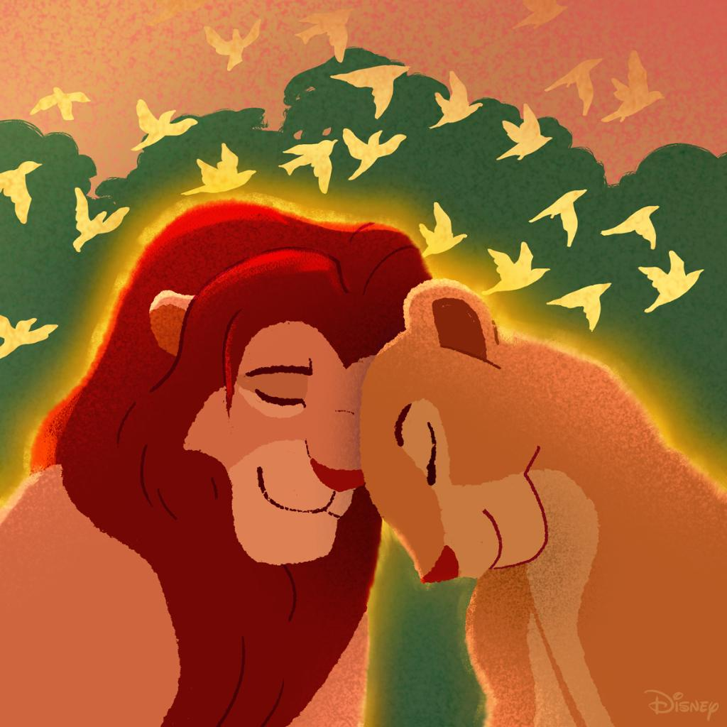 Today's mane event: the anniversary of #TheLionKing!