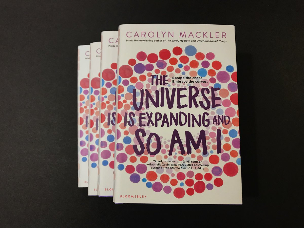 Come grab your copy of THE UNIVERSE IS EXPANDING AND SO AM I in booth  #3430. #alaac18… https://t.co/3FEzDpnCmX""