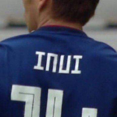 Takashi Inui is living in 3018.  #WorldCup #JPN #SEN #JPNSEN