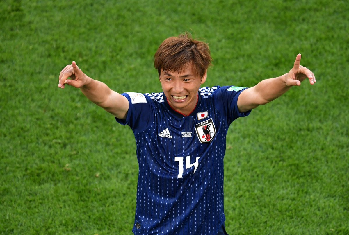 How good will 🇯🇵 Takashi Inui be for new club Real Betis in the #UEL next season?  #WorldCup