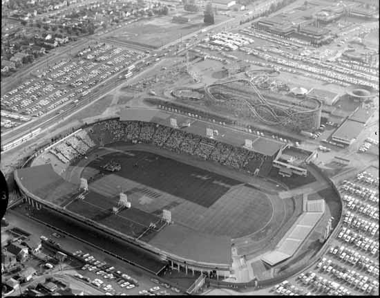 Vancouver, Empire Stadium