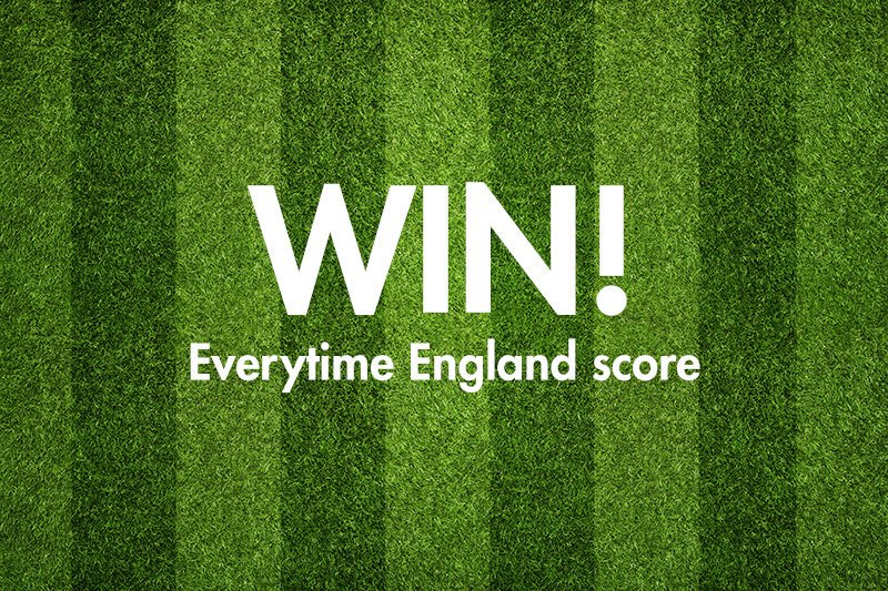 For every goal that England score we&#39;ll be giving away 1 bottle of #perfume to 1 lucky winner!  Simply RT &amp; follow to enter into the prize draw by 23.59pm tonight #WorldCup  #ENG  (T&amp;Cs  https:// bit.ly/2rMJevk  &nbsp;   . UK only. If no goals are scored there will be no winners)<br>http://pic.twitter.com/ZMKLHXrsIG
