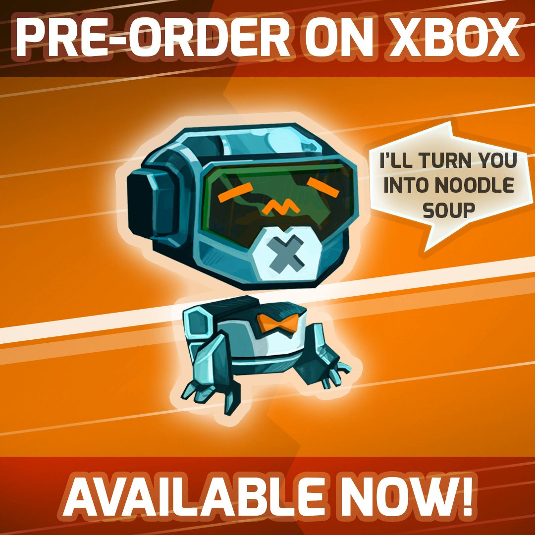 Wait what?! Franklin says our #Xbox pre-order is AVAILABLE RIGHT NOW!  . You can order it right here:  https:// buff.ly/2yB7d4f  &nbsp;    . I&#39;m sure it&#39;s completely fine that he&#39;s also a dangerously overenthusiastic chef.  . @ID_Xbox #XboxOne #XboxOneX <br>http://pic.twitter.com/xd1CHRZxSS