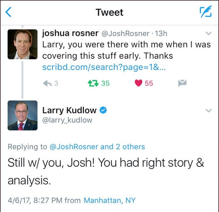 FnF SHAREHOLDRS URGE ARREST OF @larry_kudlow &amp;MNUCHIN&#39;s GIRLFRIEND @MariaBartiromo(Racketeering) Fake heart attack to hide he&#39;s behind @WhiteHouse&#39;s proposal,not @MickMulvaneyOMB. &quot;Privatization&quot;for the Mob=warrant exercised/swap SPS to C,not release. WH is a CNBC set.#Fanniegate<br>http://pic.twitter.com/EGt0th7DON