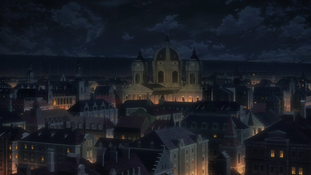 Attack On Titan Wiki On Twitter Wit Studio Is Known For The Animation Production For Attack On Titan Let S Also Show Some Appreciation To Studio Bihou For All The Wonderful Background Art