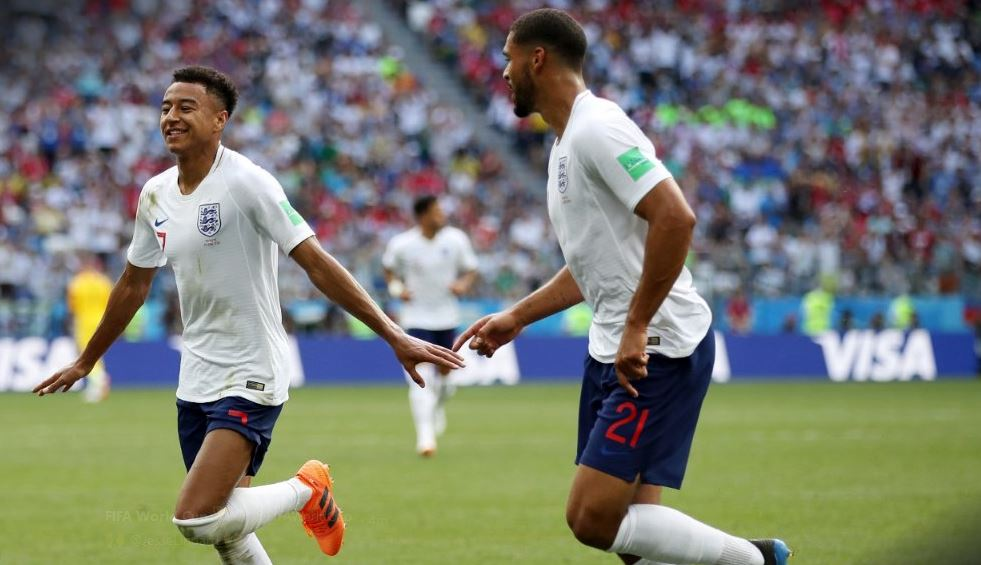 #FifaWorldCup2018: FIRST TIME EVER England have scored 5⃣ goals in #WorldCup . They lead Panama by 5-0 at halftime. How many more can they get?