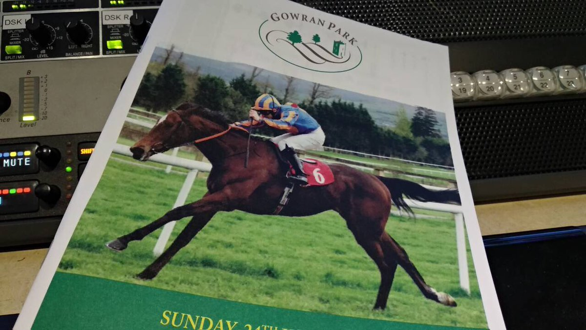 test Twitter Media - Fab day here in @GowranPark1 #ComeRacing https://t.co/HfDw1GacWM