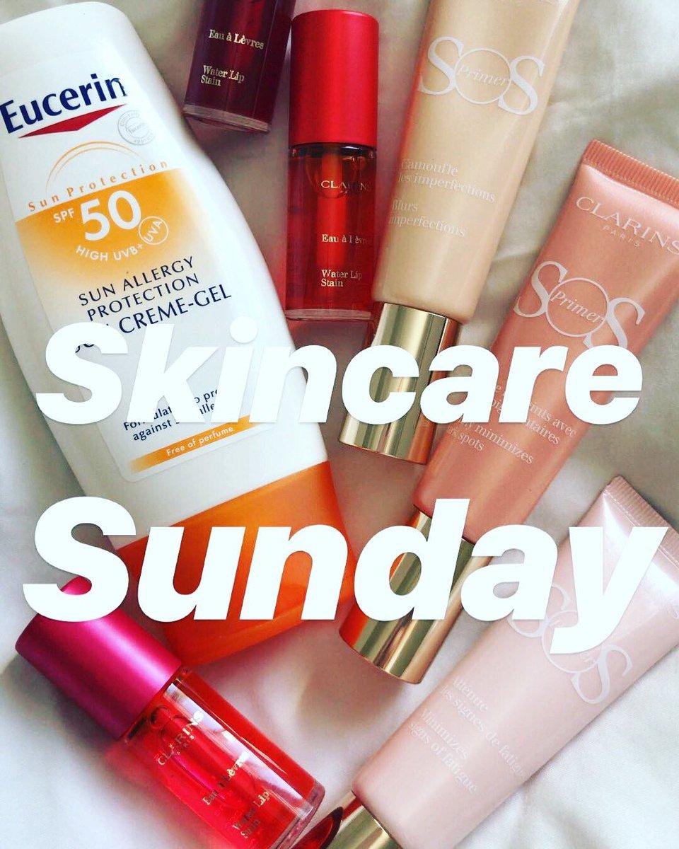 Katrina Doran On Twitter Skincare Sunday Well Underway Over On My