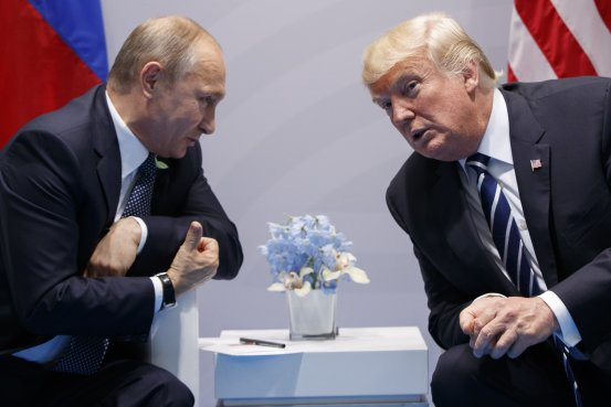 Putin Is Not Americas Friend Rex Tillerson sounds like John Kerry on Russia and Syria. wsj.com/articles/putin…