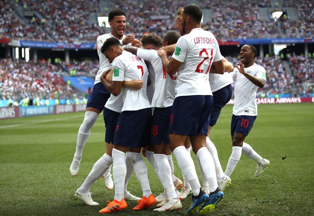 أهداف مباراة إنجلترا وبنما في المونديال