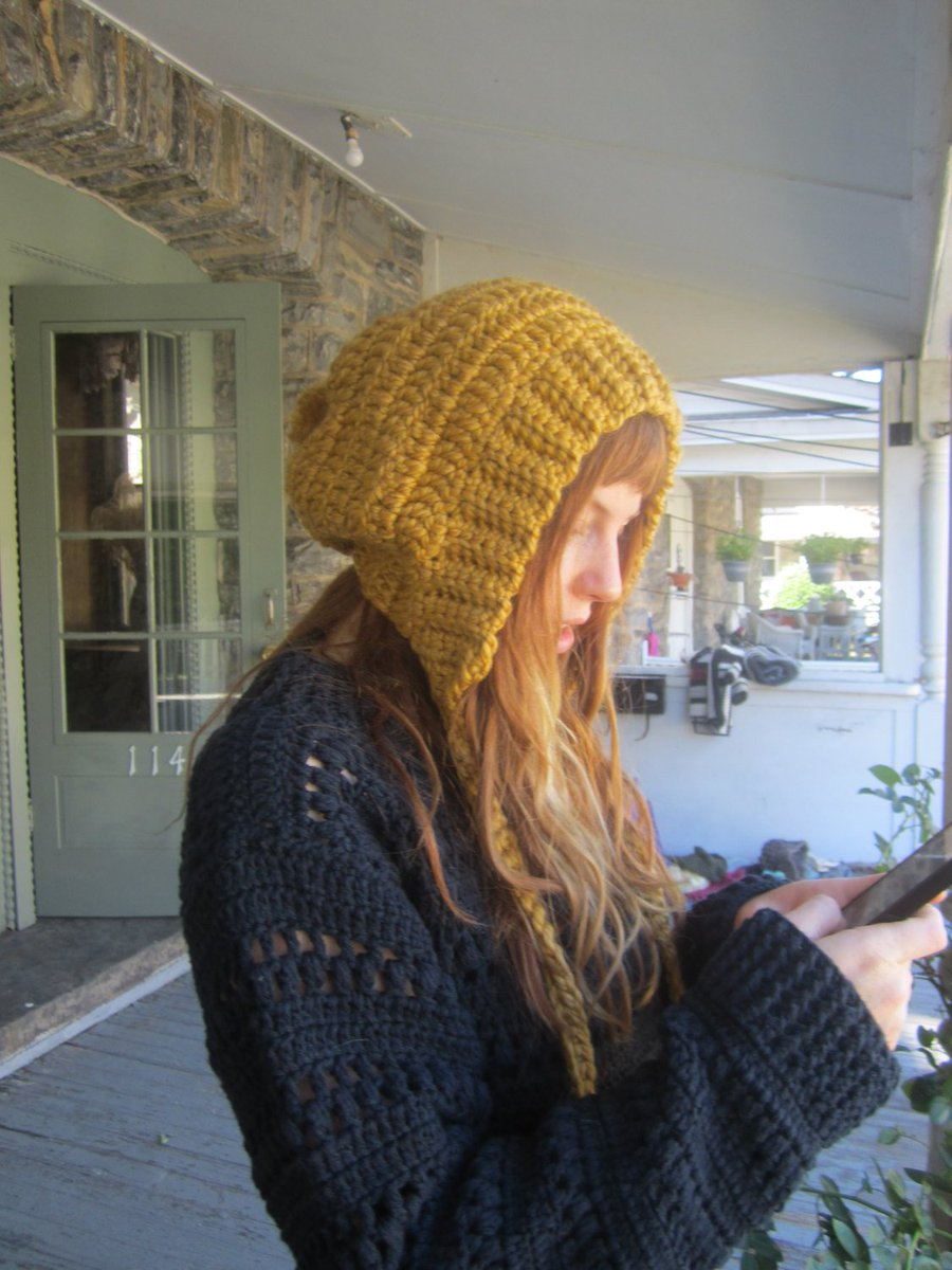 Elegantcrochets A Twitter Mustard Hooded Hat Hood Hat Balaclava Chunky Pixie Hood Hooded Hat Womens Hat Crochet Hood Hoodie Hat Winter Acc Https T Co Ahsqye7r1v Gypsystyle Crochet Musicfestival Gypsy Boholife Hippie Bohochic Boho