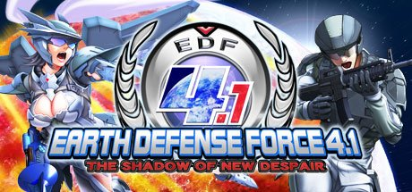 In Earth Defense Force 4.1: The Shadow of New Despair, the action has never been bigger or more explosive! You can now save 55% on the PlayStation Store and save the city, as well as your pennies.   https:// store.playstation.com/en-gb/product/ EP4293-CUSA03467_00-EARTHDEFENSEFO41 &nbsp; … <br>http://pic.twitter.com/CCYnpRc2Sm
