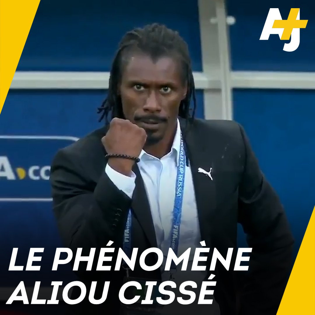 AJ+ français's photo on Aliou Cissé