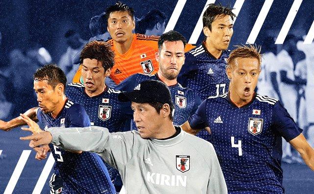 西野ジャパンの主要選手の横顔をまとめました。 https://t.co/zsR4jNmX9Z
