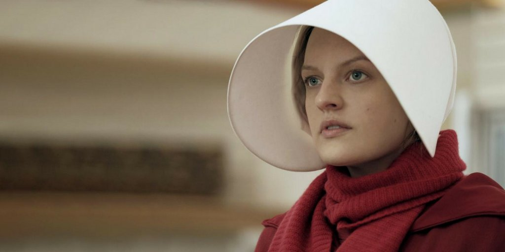 Handmaids Tale fan? Head over to @SCADFASH + explore the costumes from #TheHandmaidsTale designed by @AneCrabtree. Details + tickets-&gt;  http:// bit.ly/2ugcPPa  &nbsp;    [photo © @hulu] #MidtownATL <br>http://pic.twitter.com/1ghiCbR4jh