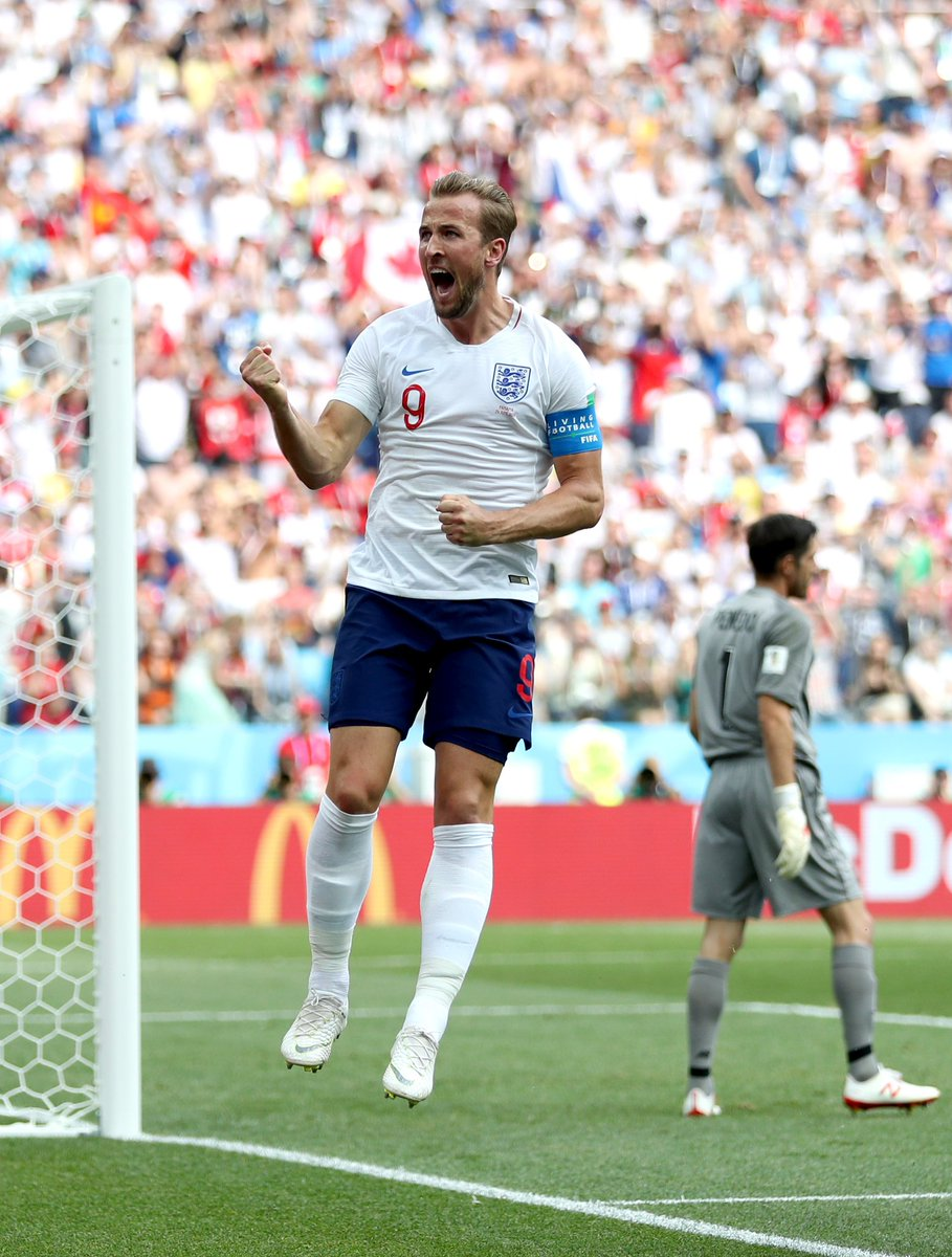 Professional. Clinical. Bring on Belgium and the knockout rounds.  #ThreeLions  #WorldCup <br>http://pic.twitter.com/QXSsHNoejq