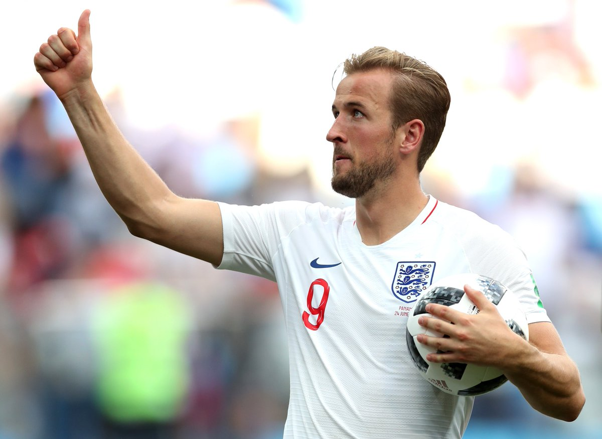 Harry Kane has now scored 12 career hat-tricks for club & country: 🎩 Premier League (8) 🎩 Champions League (1) 🎩 Europa League (1) 🎩 FA Cup (1) 🎩 #WorldCup (1) Hatty Kane with another match ball.