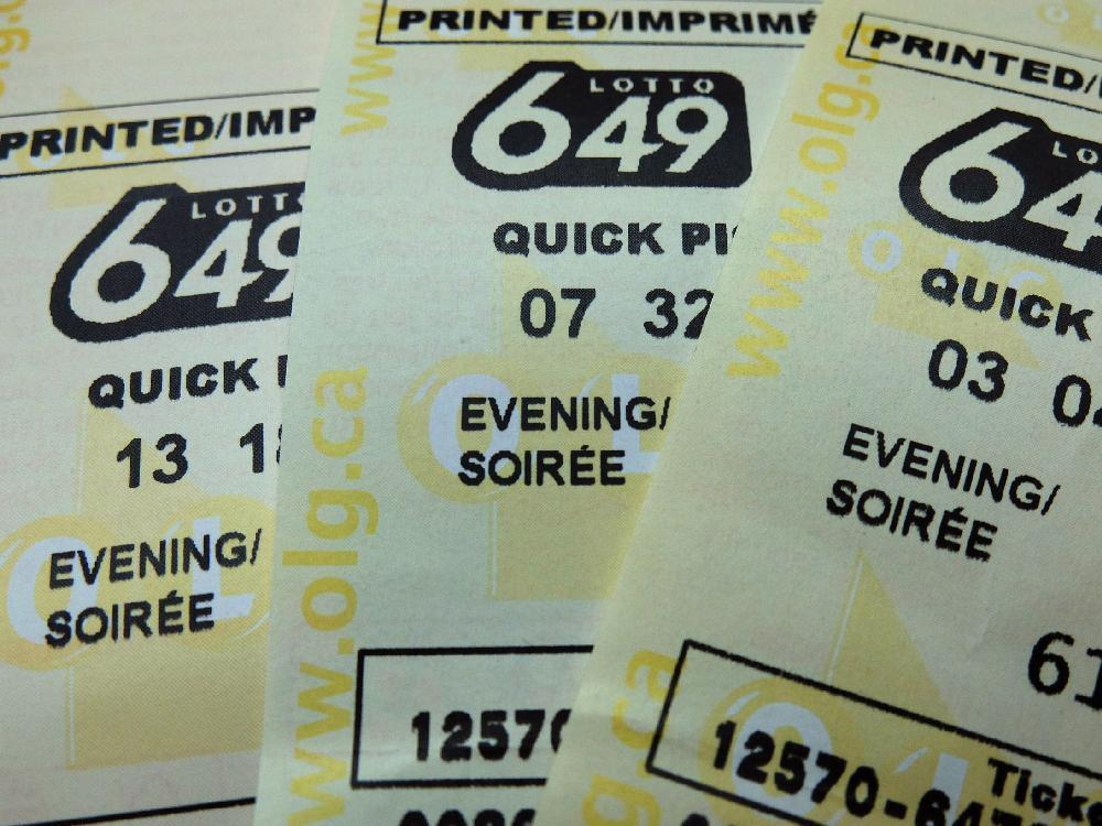 Quebec ticket claims Saturday night's $7 million Lotto 649 jackpot https://t.co/jFPbpkIptp