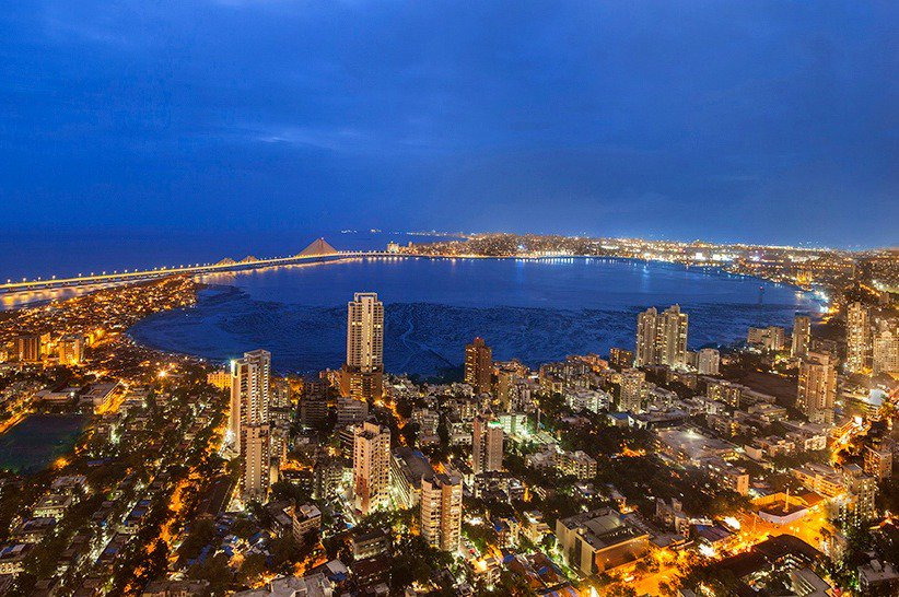 This is Mumbai from Drone Camera <br>http://pic.twitter.com/8x7R55EmyK