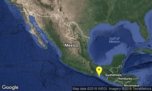 test Twitter Media - SISMO Magnitud 4.1 Loc  126 km al SUROESTE de TONALA, CHIS 24/06/18 05:33:50 Lat 15.16 Lon -94.45 Pf 18 km https://t.co/7wBk9vsR56