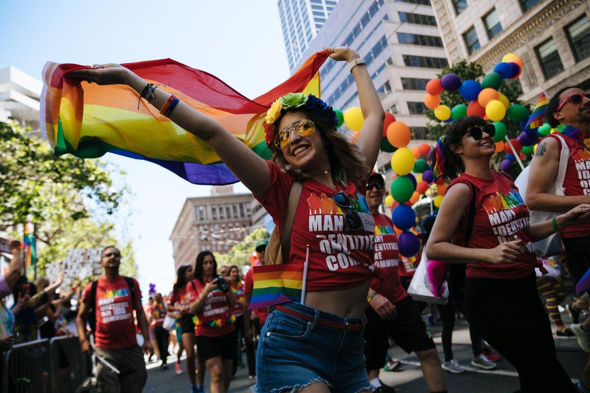 San francisco cancels gay pride parade over coronavirus fears