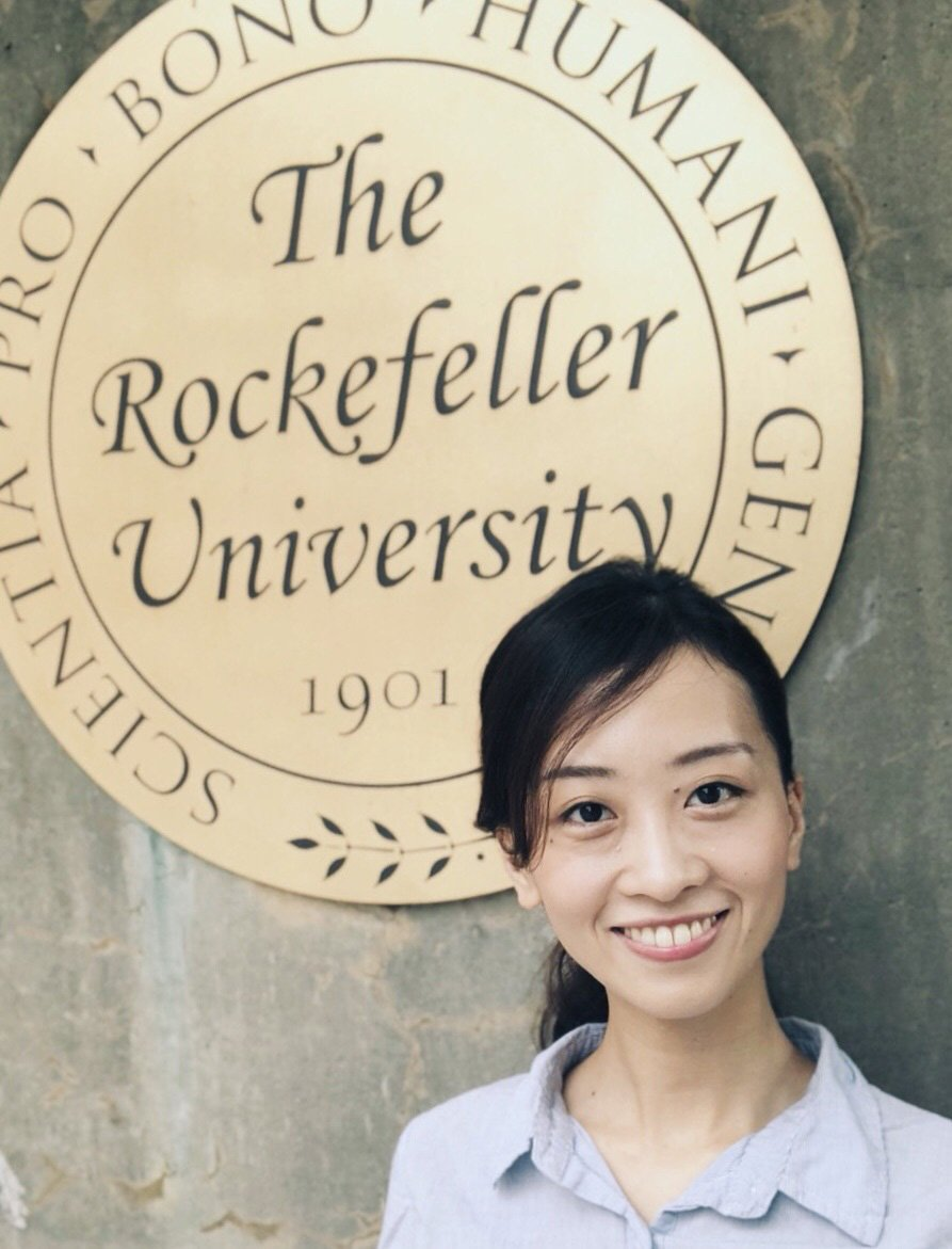 &quot;10 Questions with Junko Shimazu&quot; - @JunkoShimazu3 is a Postdoctoral Fellow at the @RockefellerUniv, US. She will participate in the 68th @lindaunobel #LiNo18 - #womeninscience #womeninstem  https:// womeninresearchblog.wordpress.com/2018/06/24/jun ko-japan/ &nbsp; … <br>http://pic.twitter.com/Upv6BDOAAj