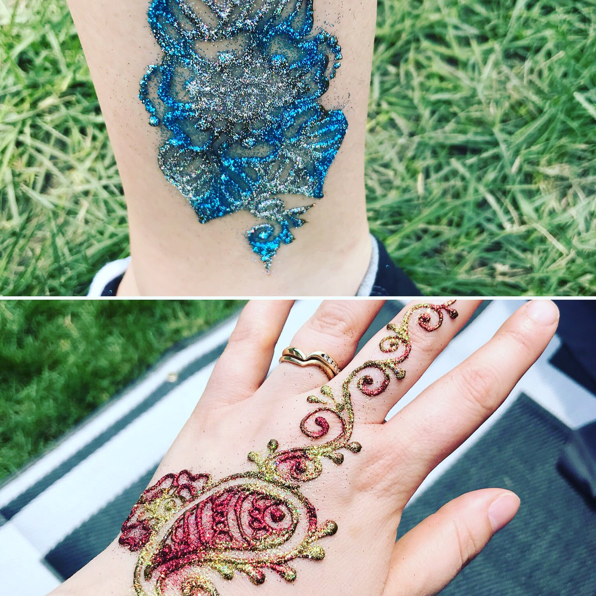 Caryn Lix On Twitter Some Dragonboat Henna With My Amazing Sis