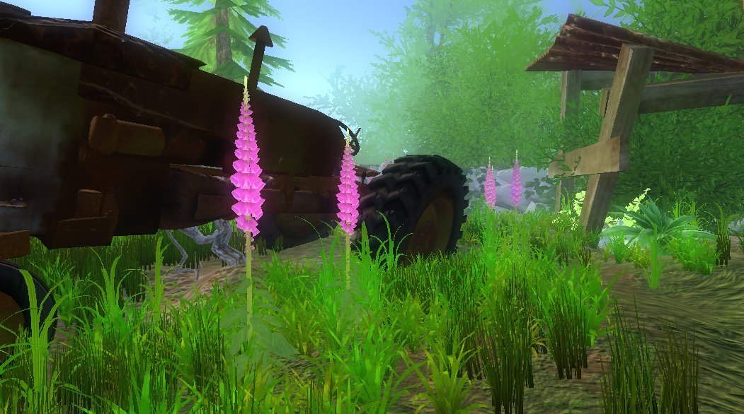 Spent Sunday afternoon adding flowers to make the #HiveQuest world look nice - foxgloves are my fave  #indiedev #indiegame #gamedev #IndieGameDev <br>http://pic.twitter.com/XqtSUrOlvr