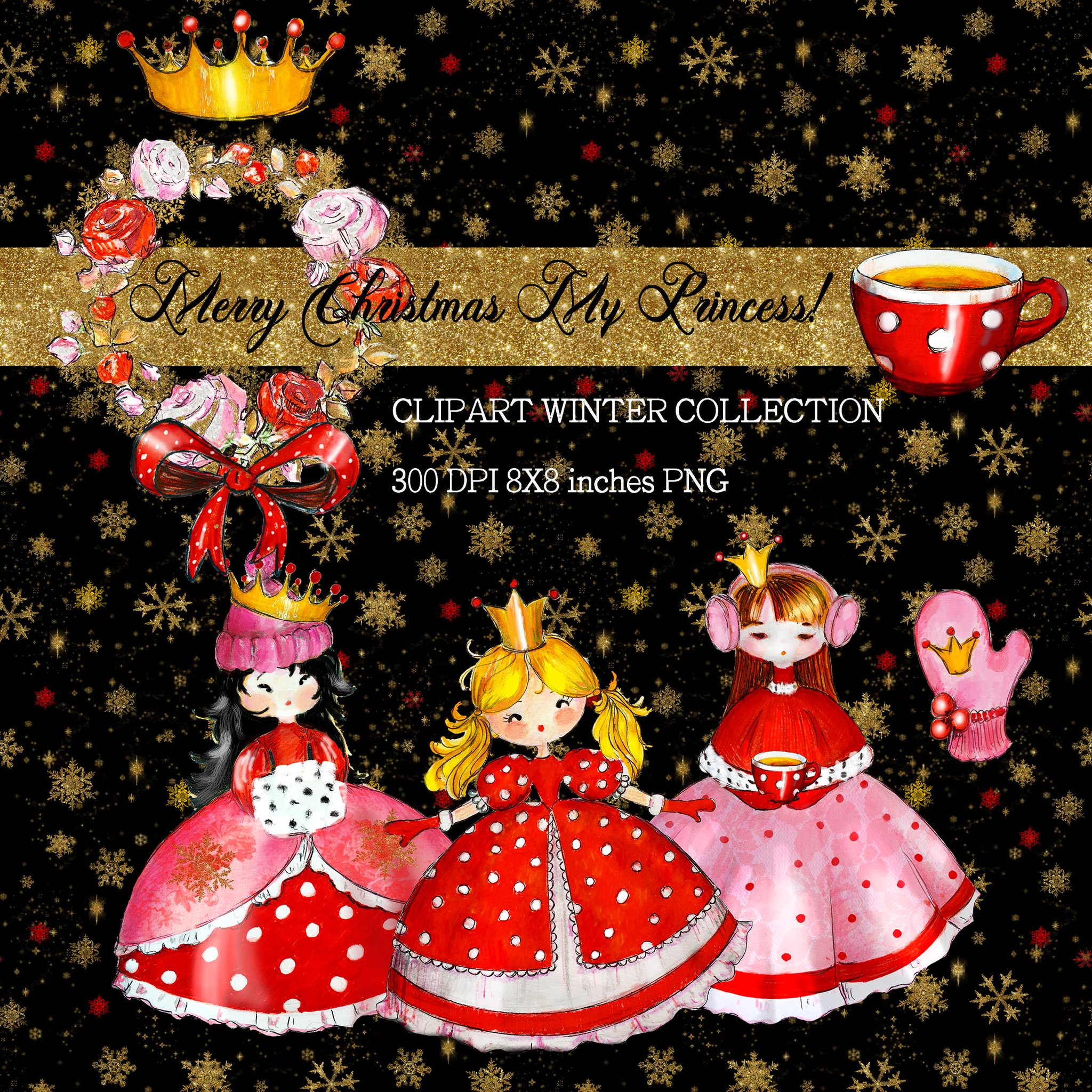Thepaperheartdesign On Twitter #Christmas #Clipart And Some More Christmas Httpstcoehmp2Fqxk7