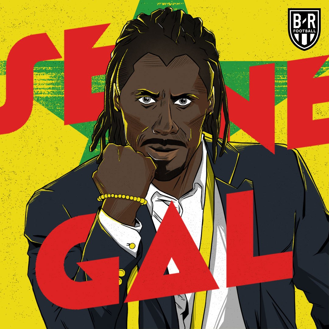 B/R Football's photo on Senegal