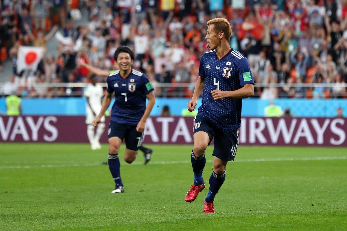 اليابان تتعادل مع السنغال بهدفين لكل فريق والحسم يتأجل