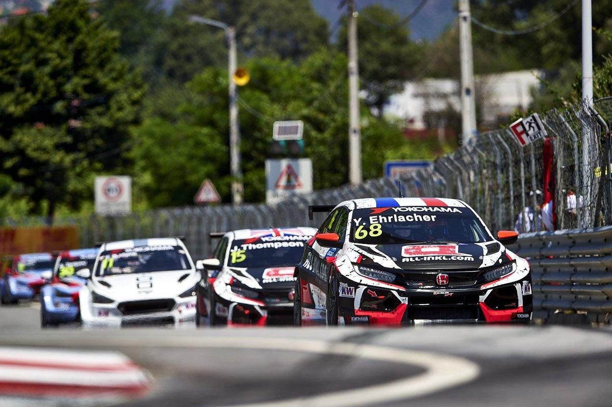 Circuito Vila Real : Una vuelta al circuito de vila real con bruno correia motor y racing
