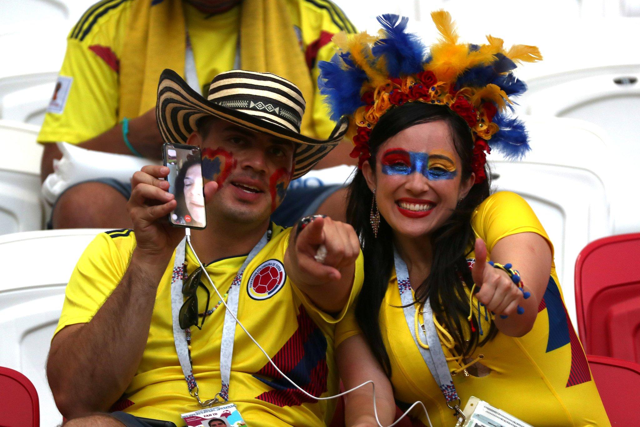 Polonia Eliminado ante Colombia