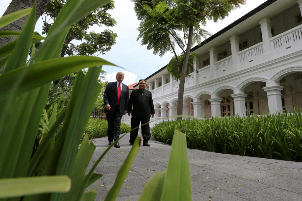 Singapore says Trump-Kim summit cost just $12 million, after some question expenses https://t.co/KkBNTrJba0