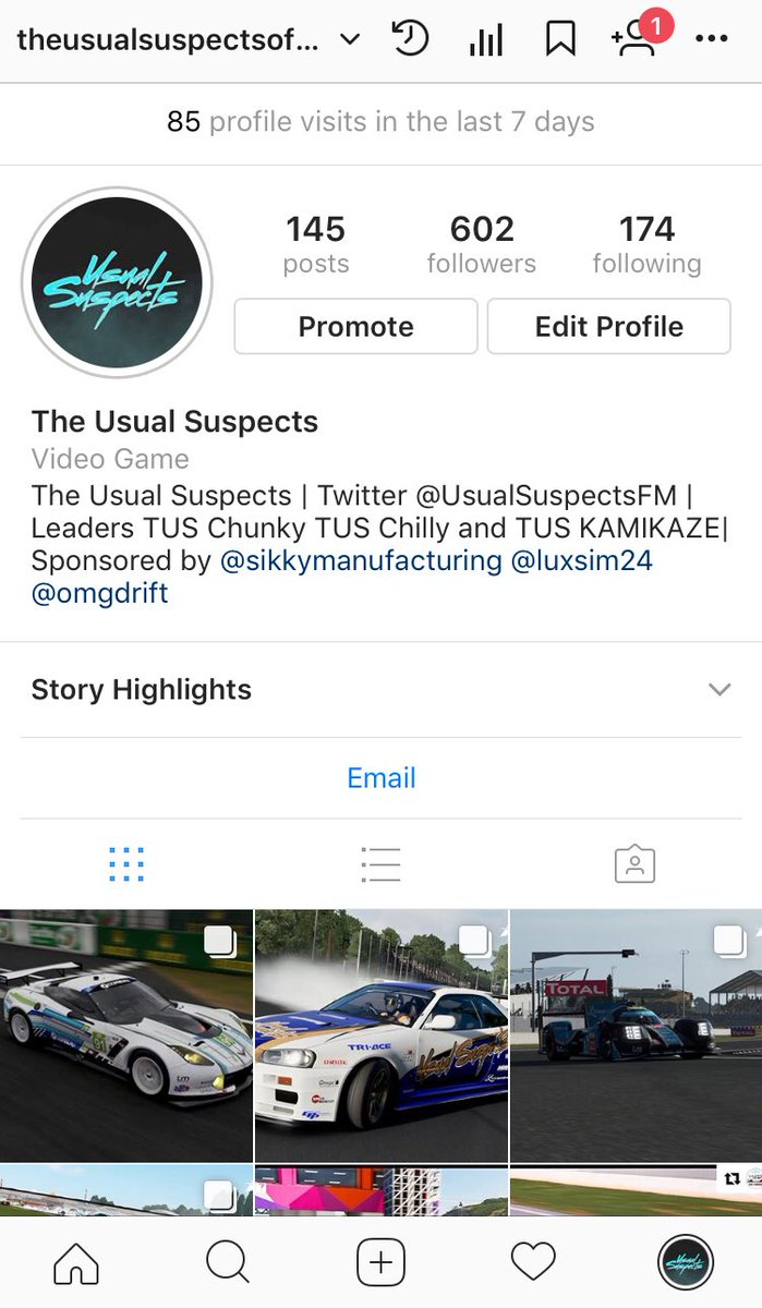 600 hundred already big thanks to everyone supporting us over on @instagram @ theusualsuspectsofficial  <br>http://pic.twitter.com/v0IU5owRS2